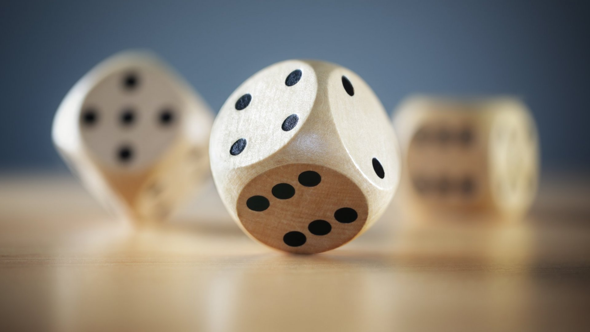 Real business decisions often boil down to the estimated probability of two or more outcomes