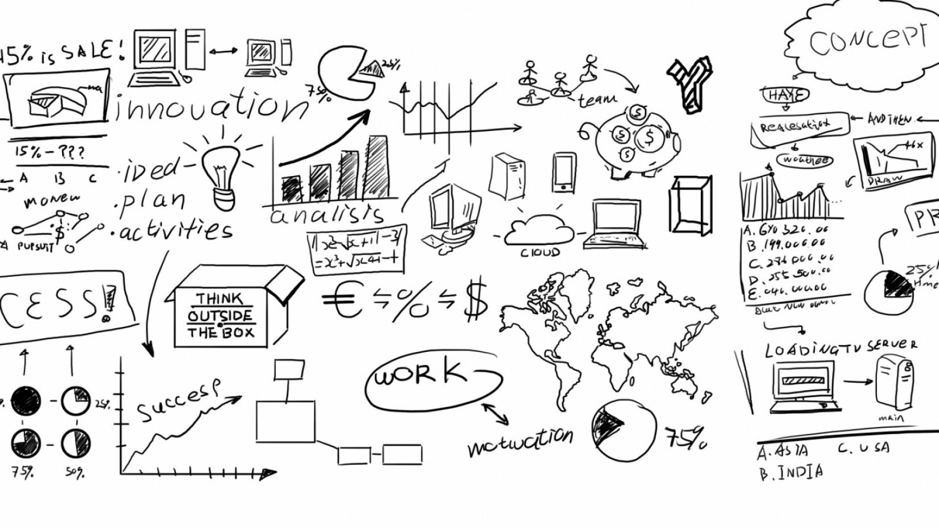 Want to Get Better at Selling Others on Your Ideas? Learn How to Draw a Vision Map