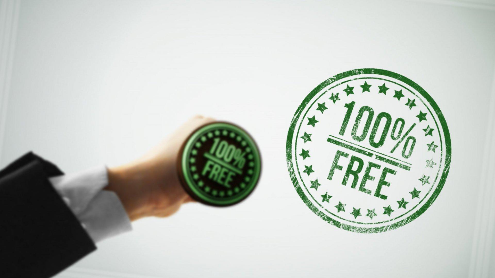 4 Simple Ways to Turn Free Work Into Big Future Profits