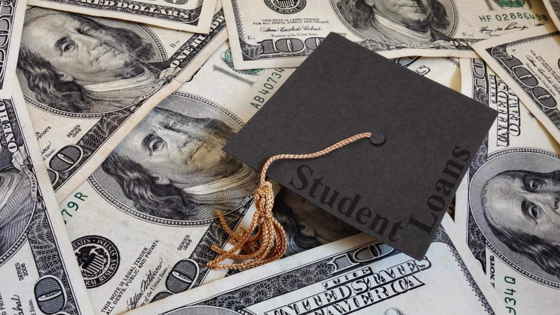 63 Percent of Millennials Have More Than $10,000 in Student Debt. They'll Be Paying for Decades