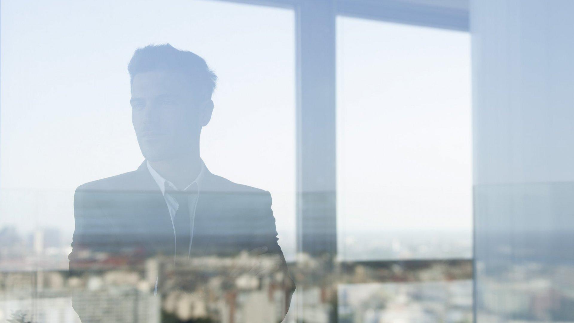 Entrepreneurs Can't Go Through Life Stone-faced