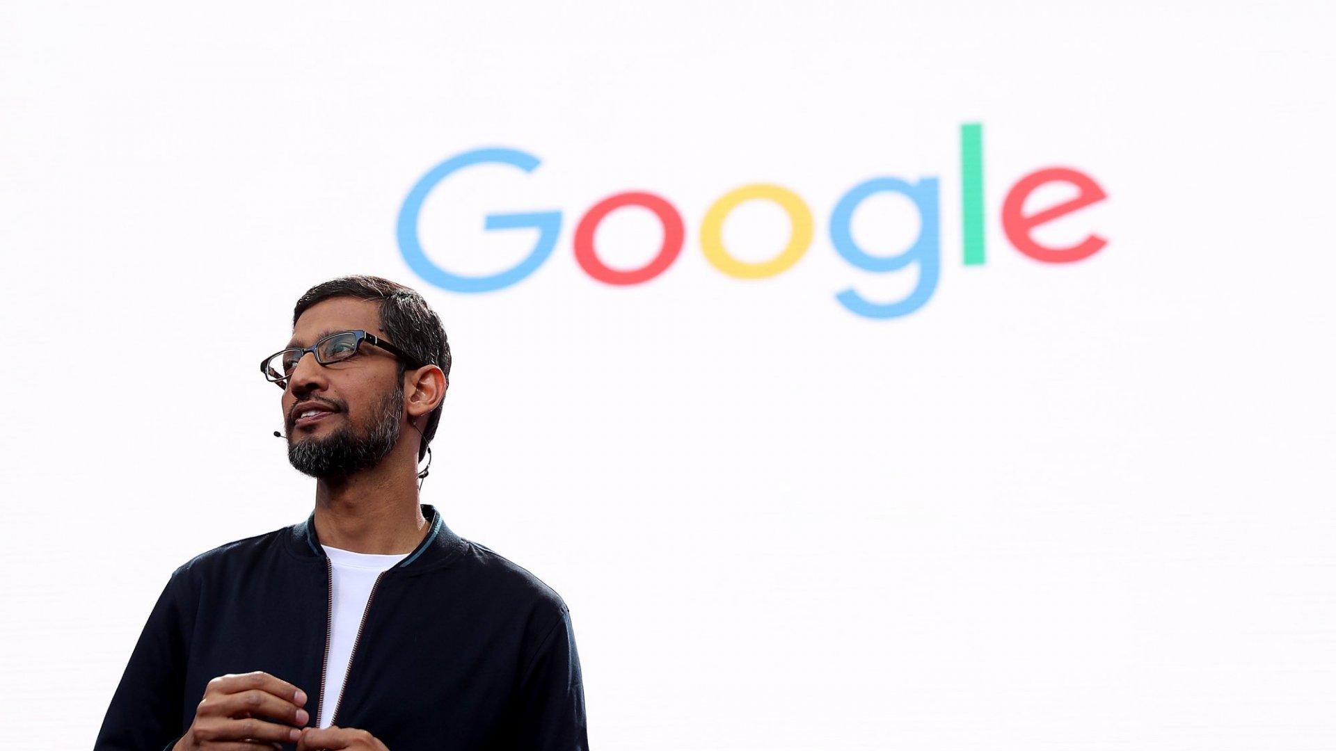 3 Smart SEO Tips for Businesses From Google's Sundar Pichai