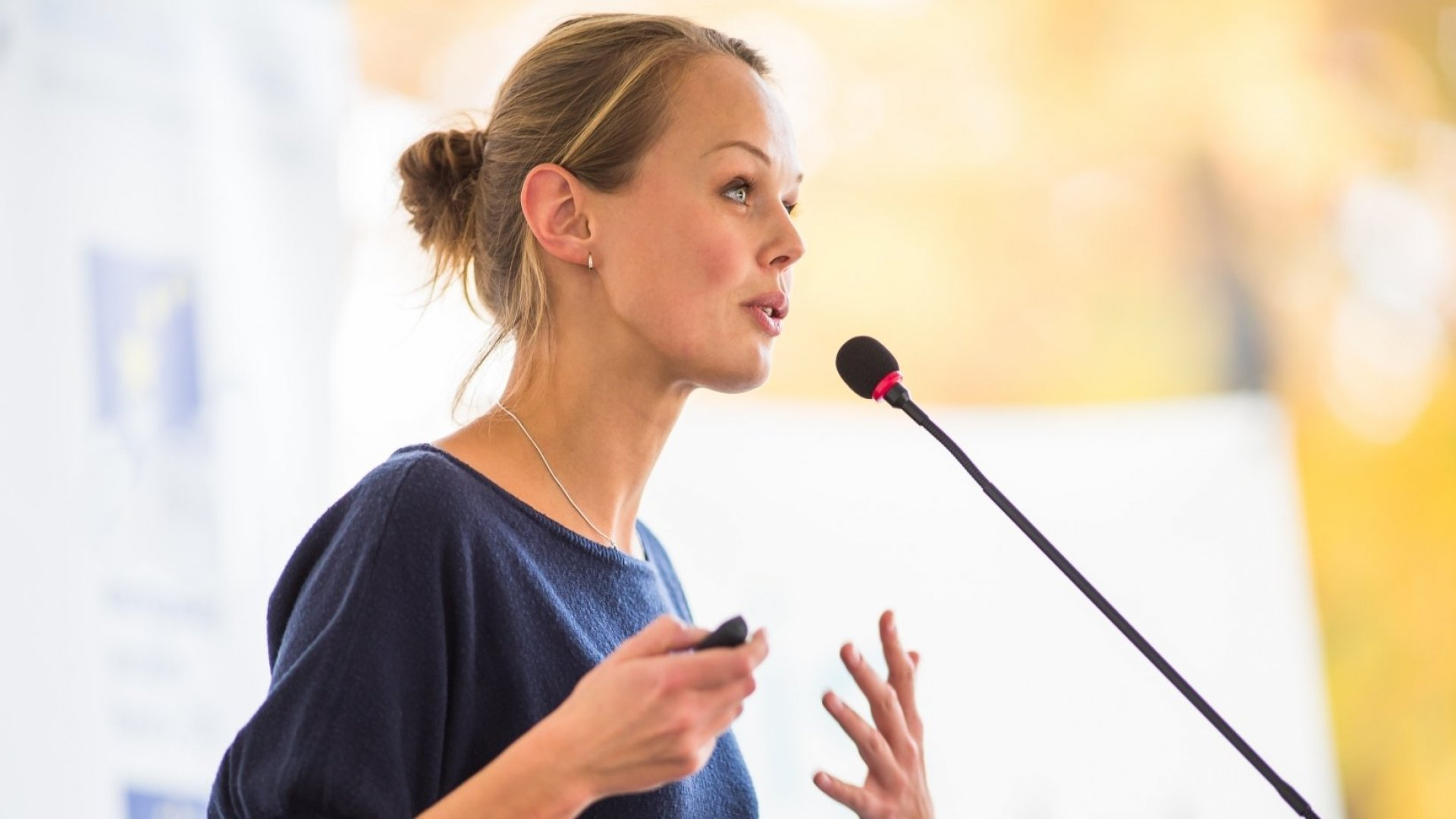 These 3 Issues Make People Forget Up to 90 Percent of Your Presentation