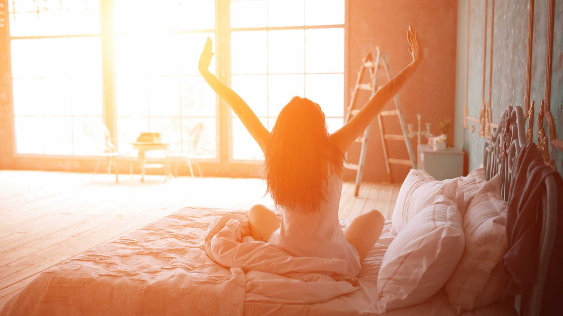 Can't Get a Good Night's Sleep? Do This 1 Thing to Sleep Like a Baby
