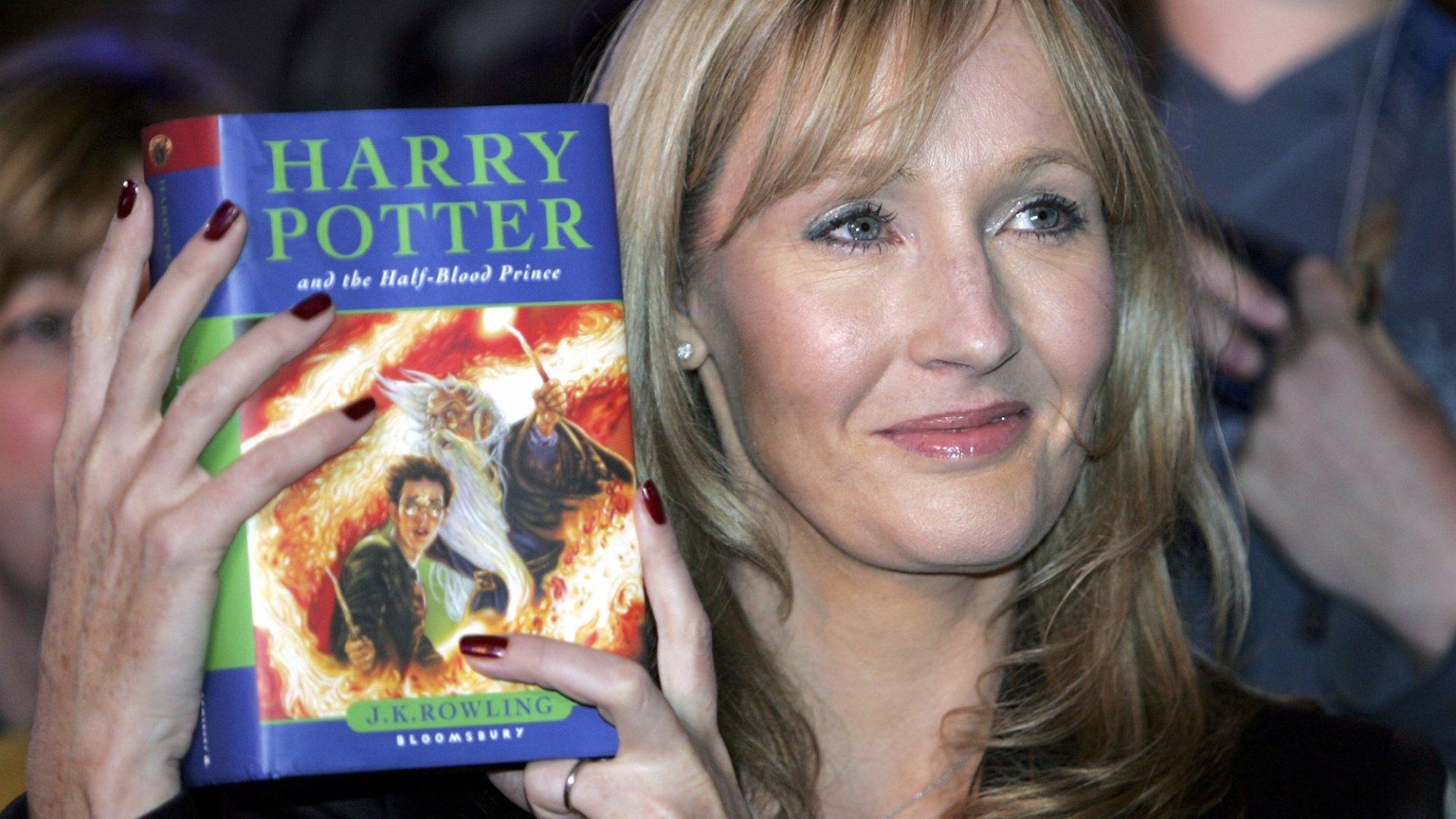 Here's Why J.K. Rowling, Jeff Bezos, and Barack Obama Embrace Failure