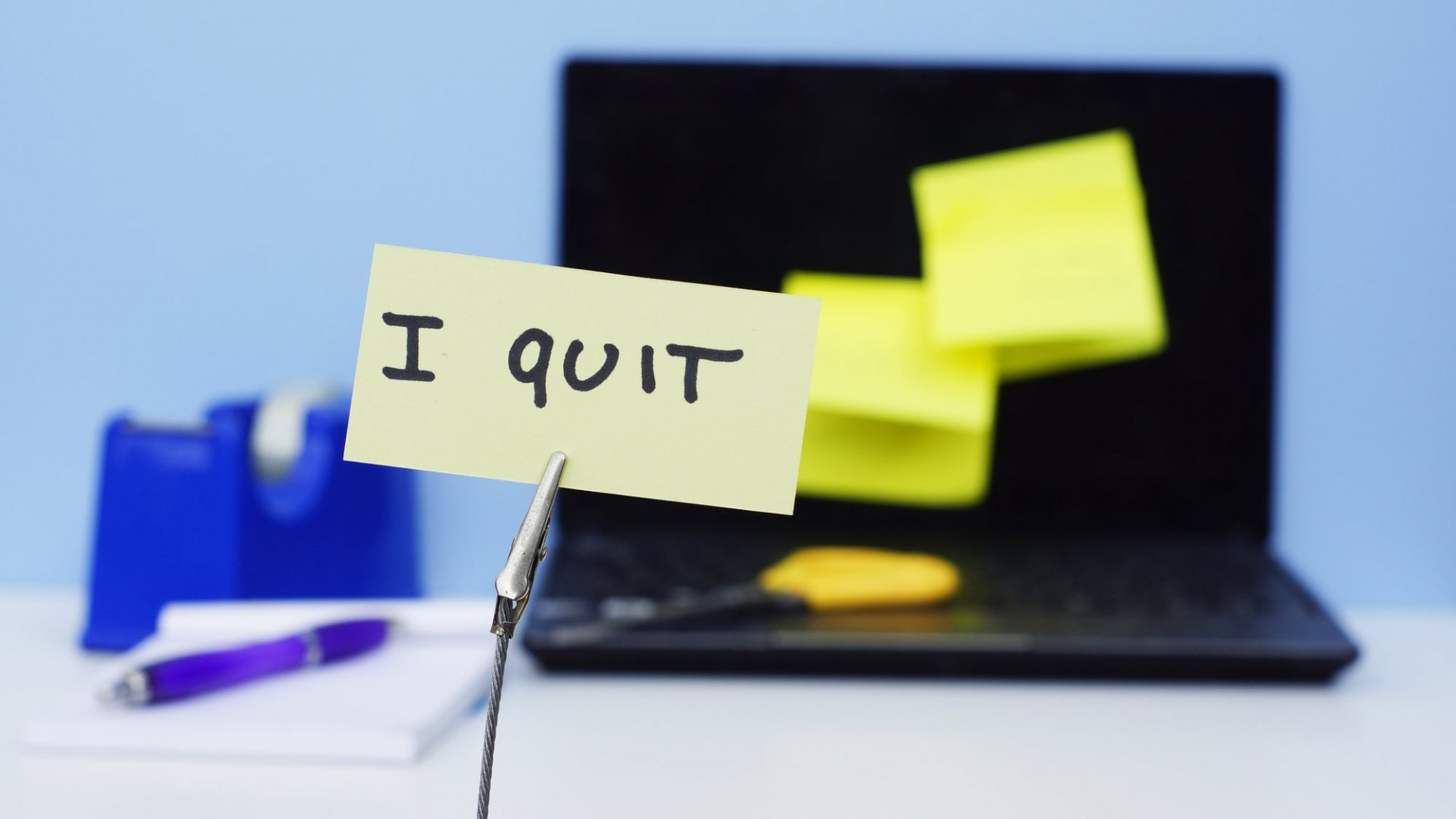 Watch Carefully How an Employee Quits: It Says 1 of 7 Things About the Company