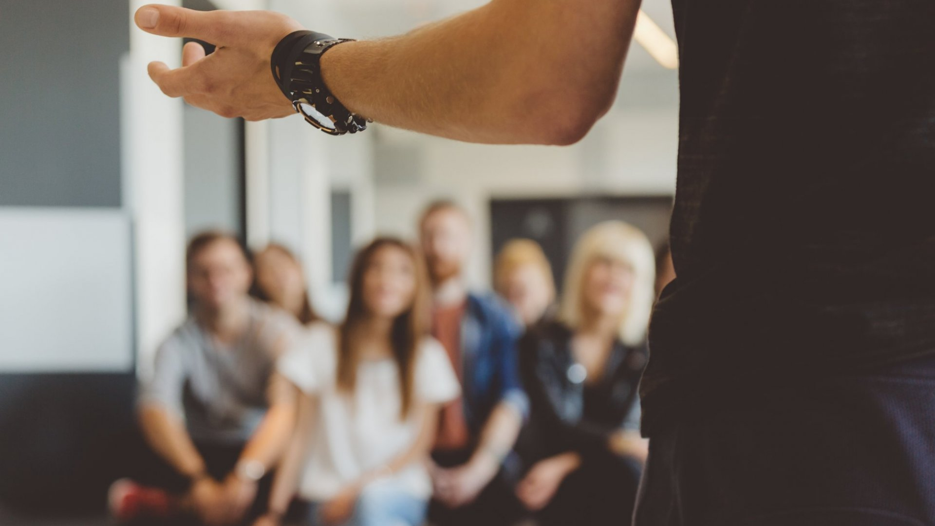 6 Mistakes First-Time Speakers Make