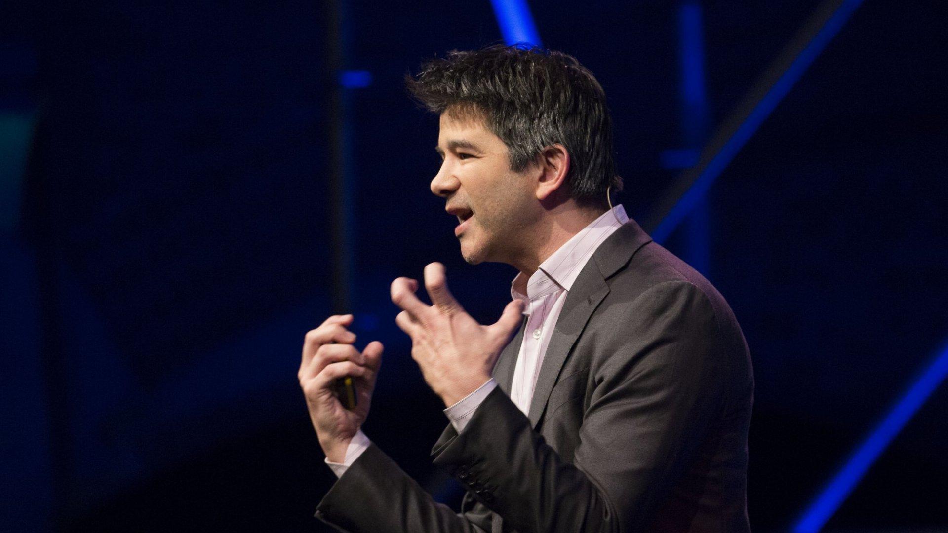 Uber's Head of Communications Leaves Amid PR Crisis