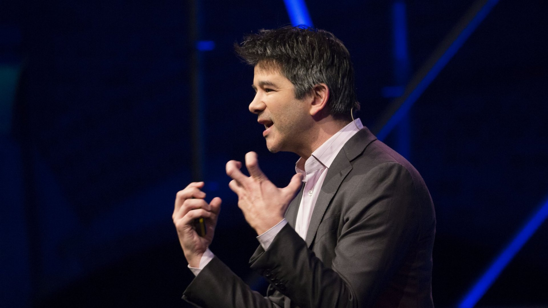 Travis Kalanick's Resignation As Uber CEO Shows He's Not Ready to Be a 'God-King' Of Silicon Valley