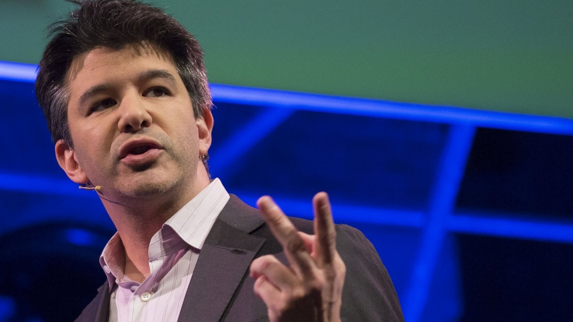 Uber CEO Travis Kalanick Is Looking for a Second-in-Command