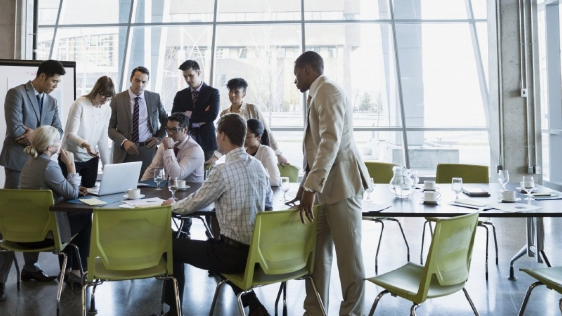 Building Relationships at Work Starts With Access