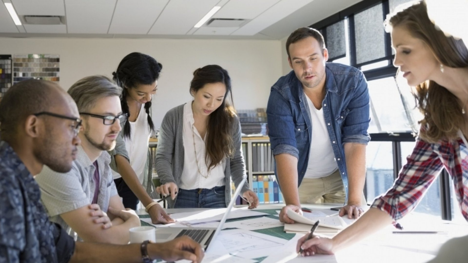 How to Create a Great Corporate Culture By Thinking Small