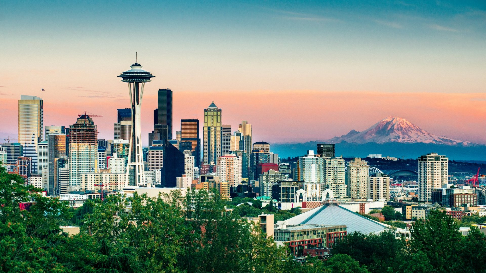 Seattle Cuts 'Head Tax' on Big Businesses in Half, Gets Blasted by Amazon and Starbucks Anyway