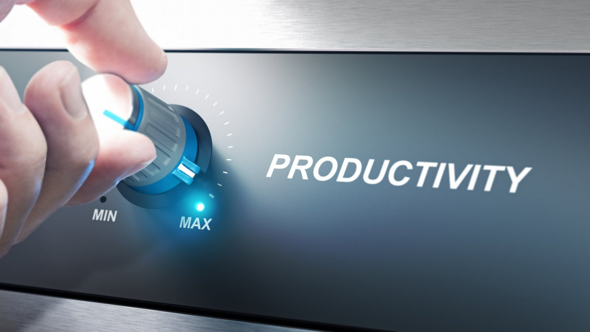 CEO Survey Reveals 4 Ways Technology Can Boost Productivity for Your Small Business