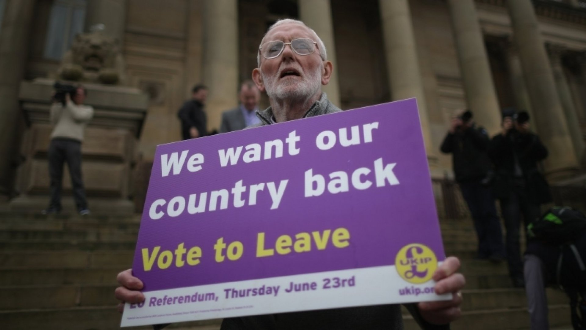 Are Business Leaders Partly at Fault for Brexit?