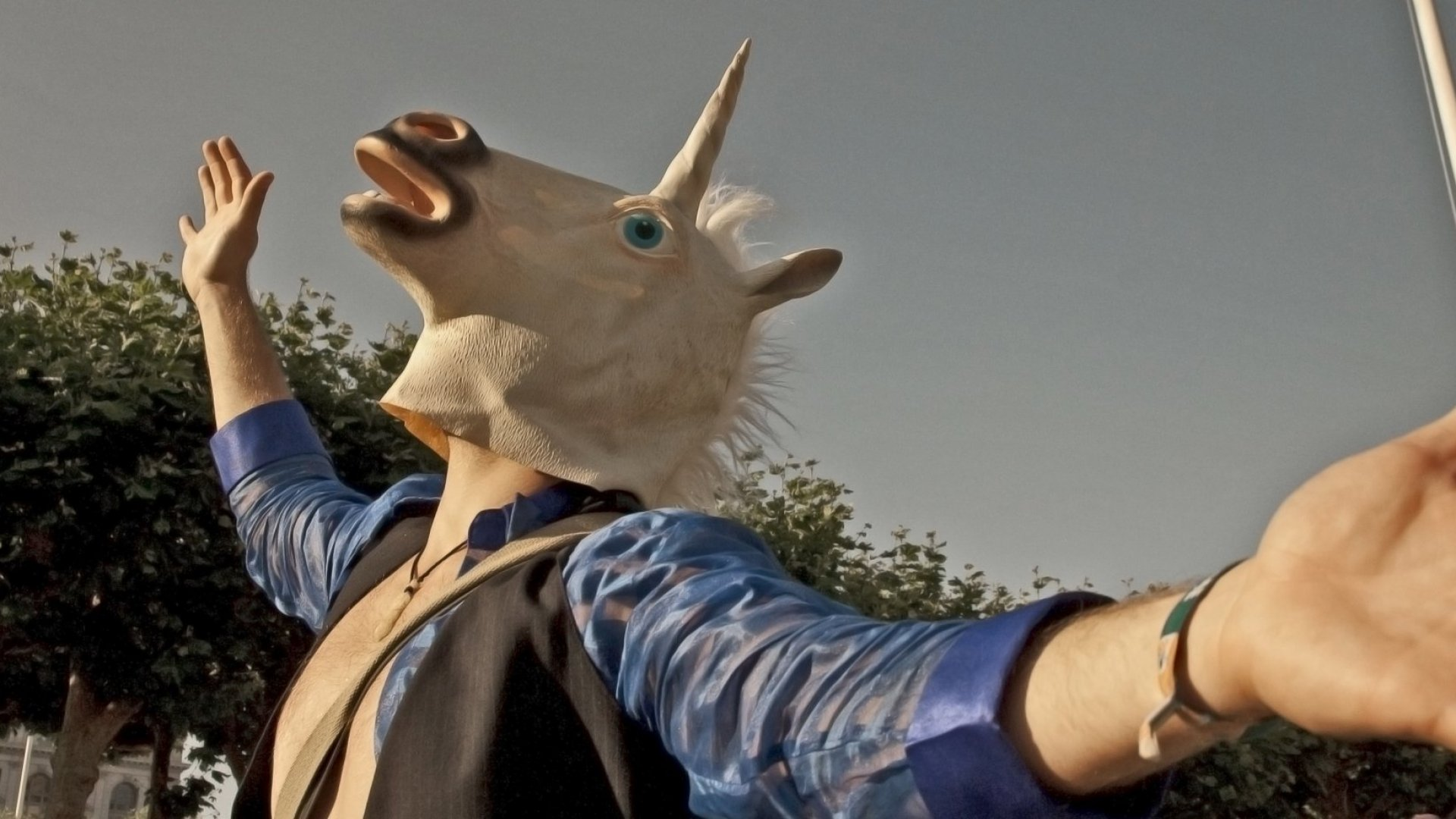 Everything Is Absurd: Now There's an App Called Unicorn