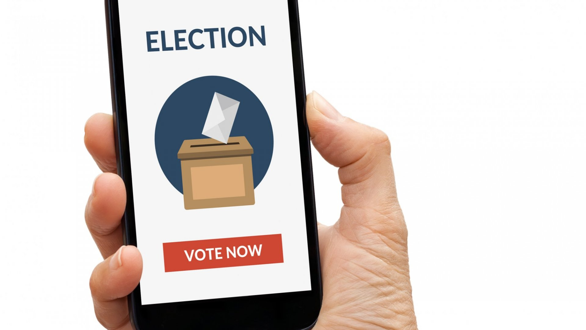 Here's Why Mobile Voting in the U.S. is Worth the Risk