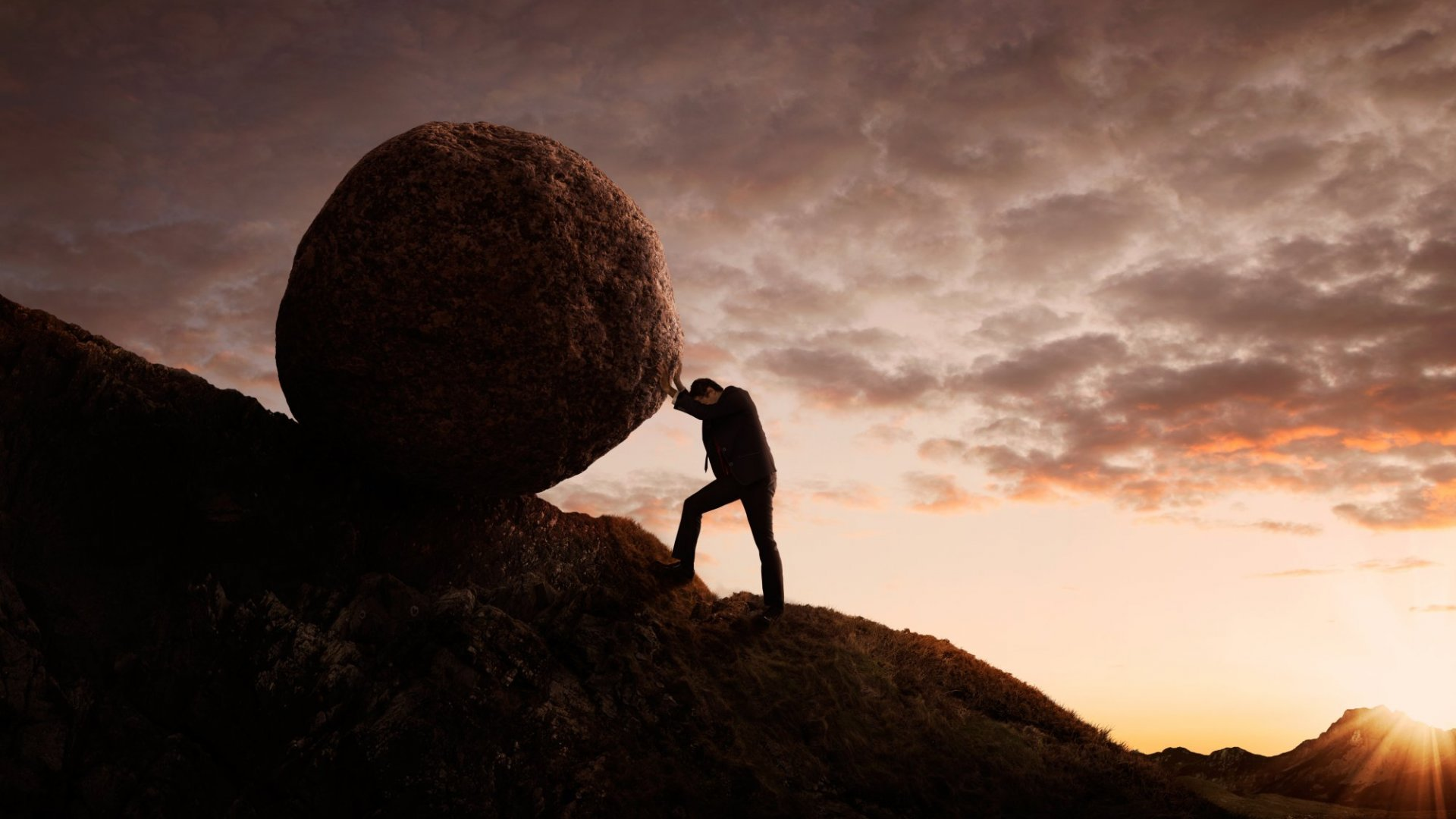 If You Want to Succeed, You Need to Hit Rock Bottom First