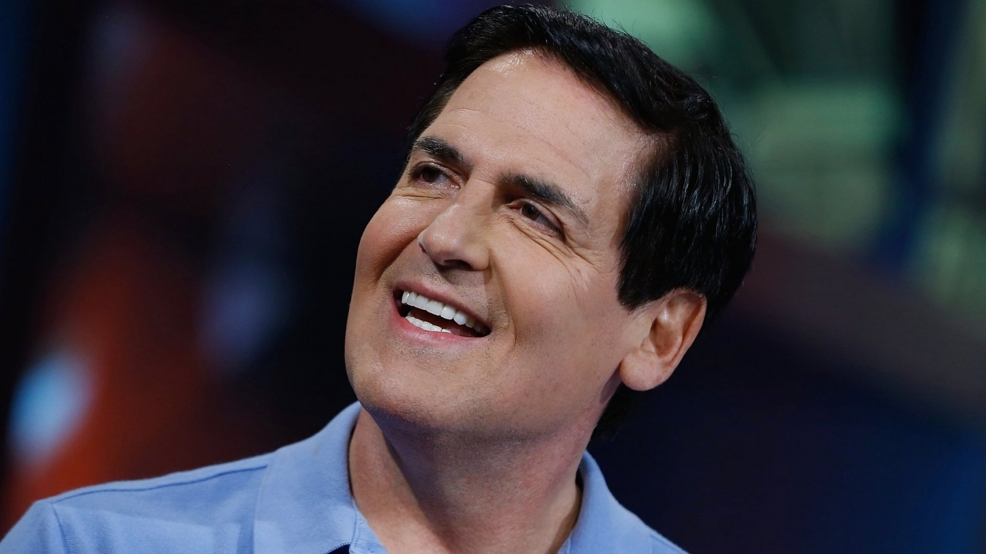 It Took Mark Cuban Just 5 Seconds to Show How Anyone Can Make a Great First Impression (and Be More Polite)