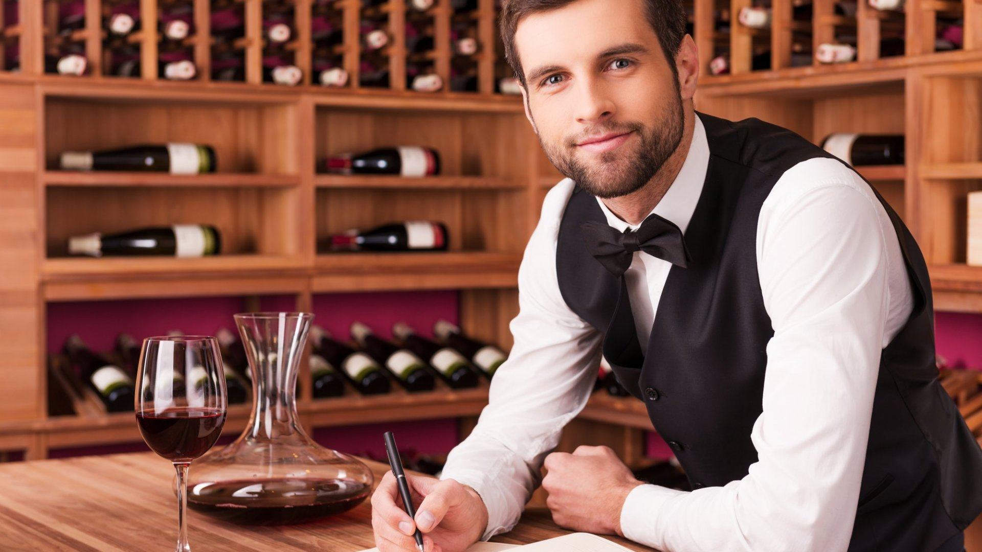 Why the Sommelier Is Your Best Friend in the Restaurant