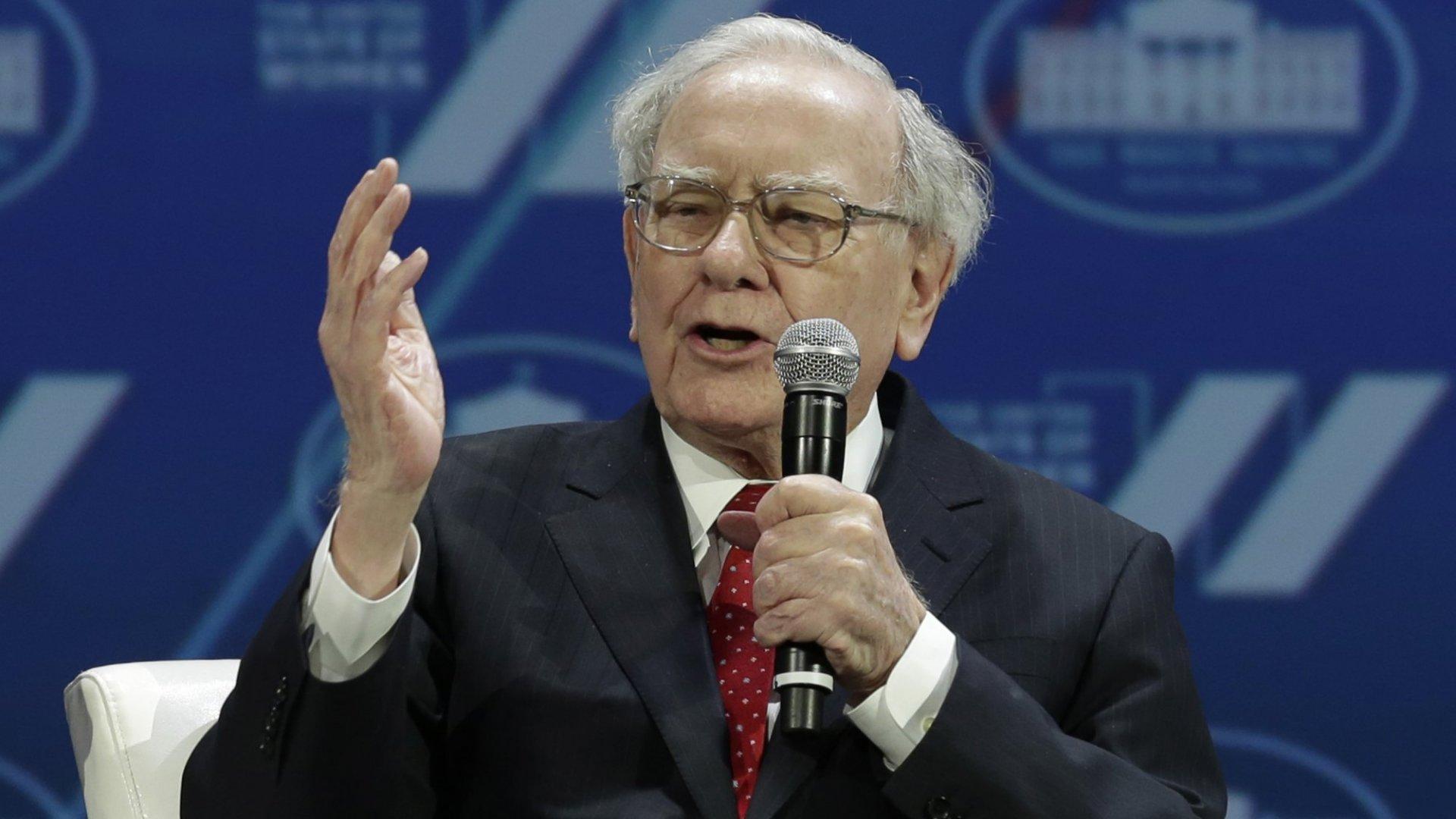 The Two Ways Warren Buffett Will Judge the Trump Presidency