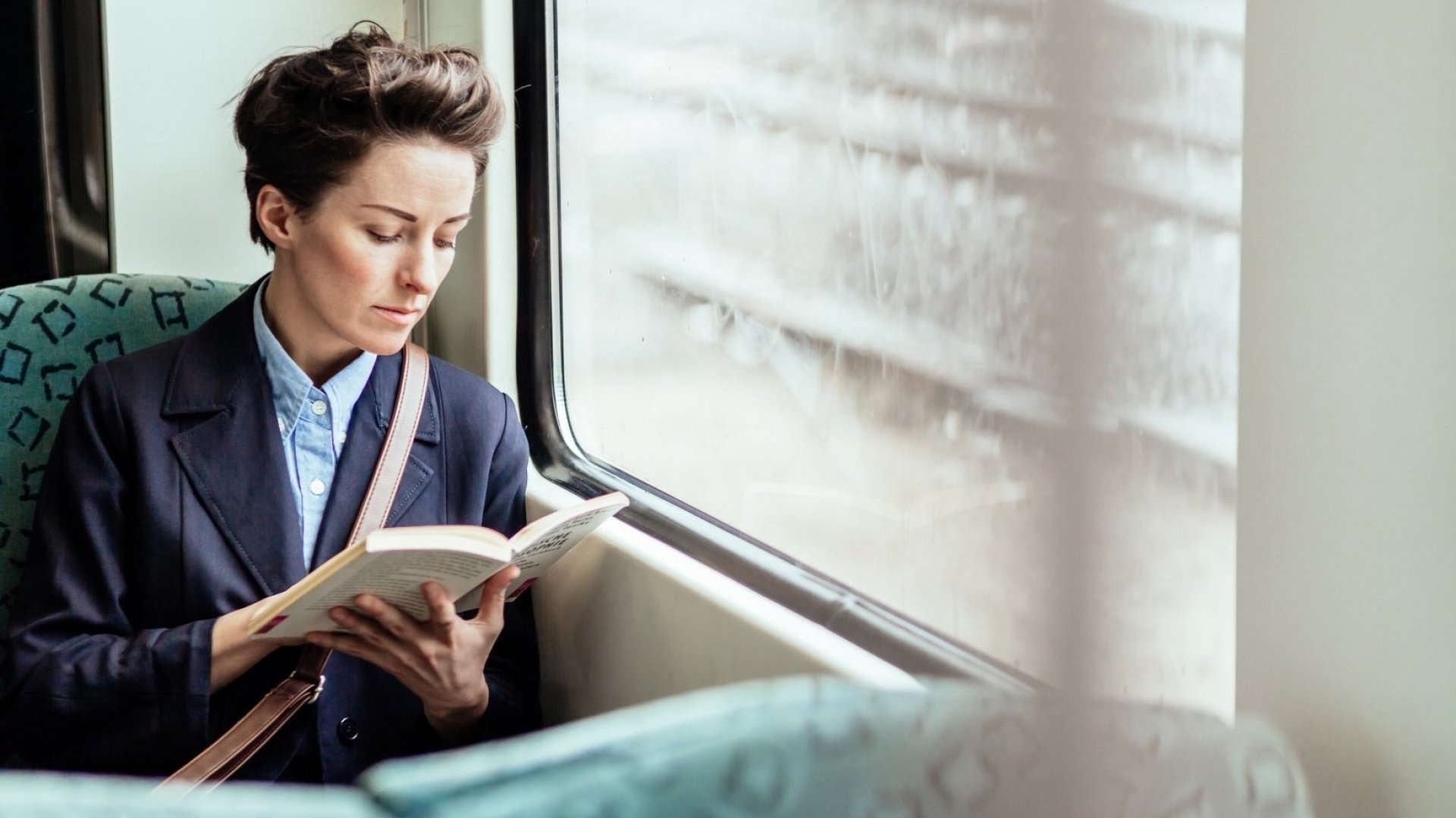 8 Books That Will Make Your Commute a Pleasure