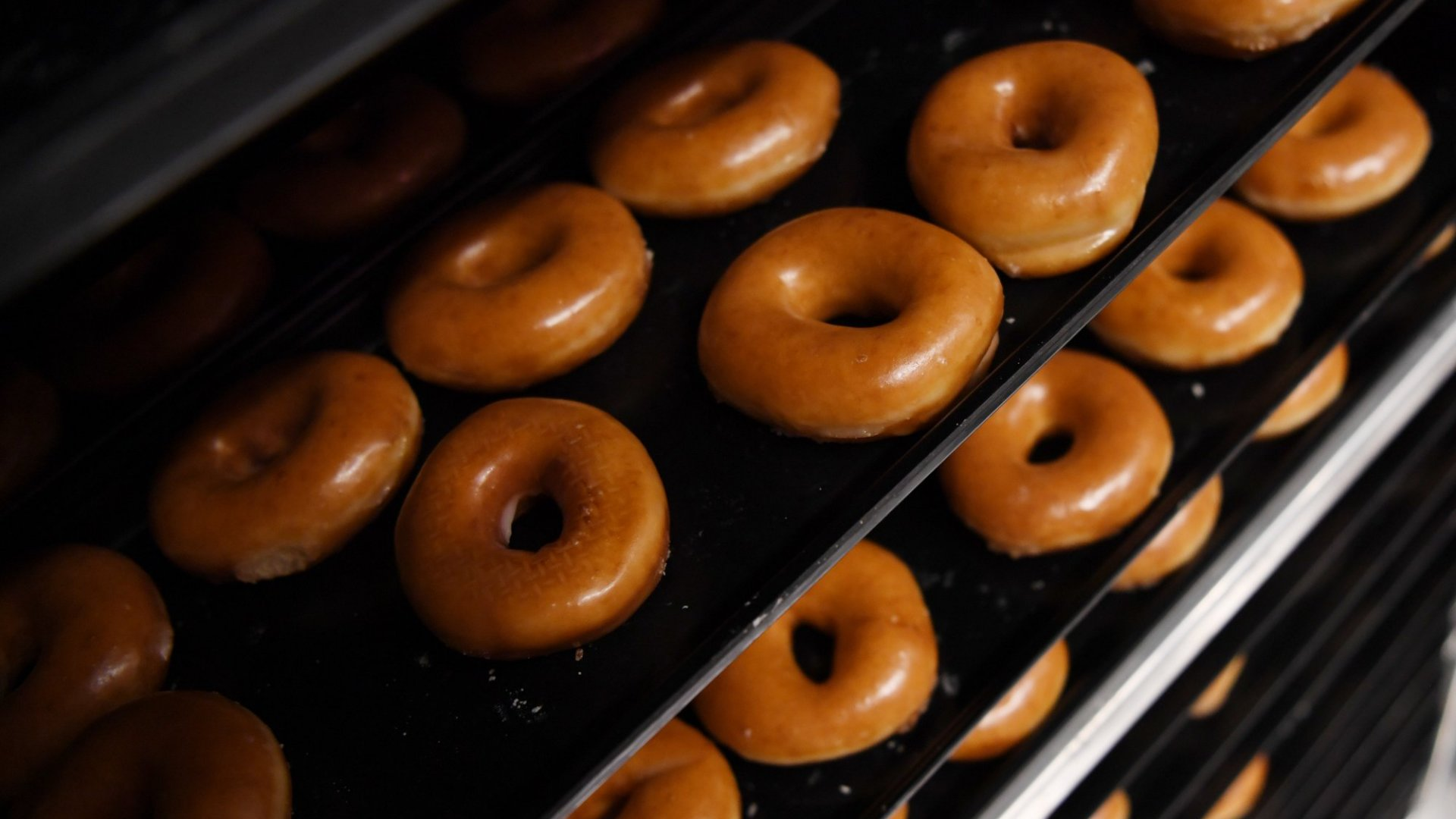 Krispy Kreme Is Opening 45 New Stores With New Menu Items, Including Customizable Donuts