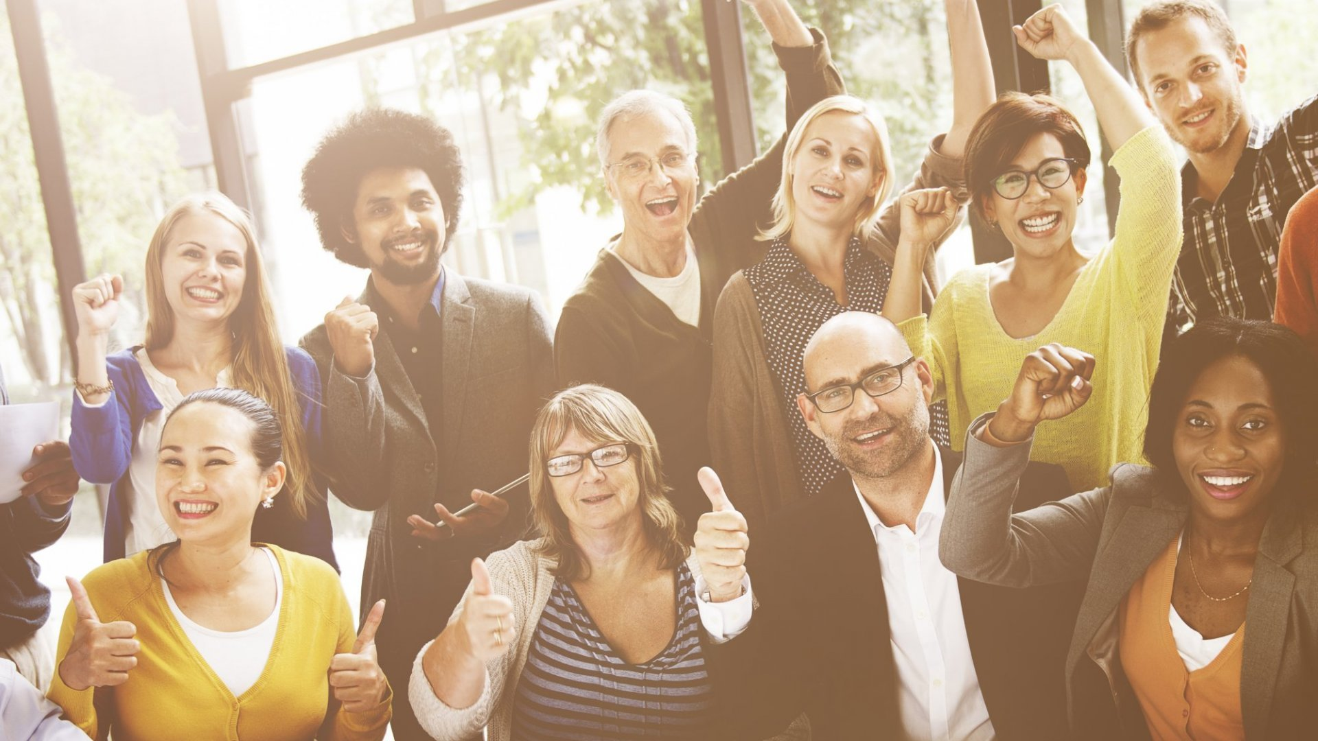 Why Generational Diversity Is the Ultimate Competitive Advantage