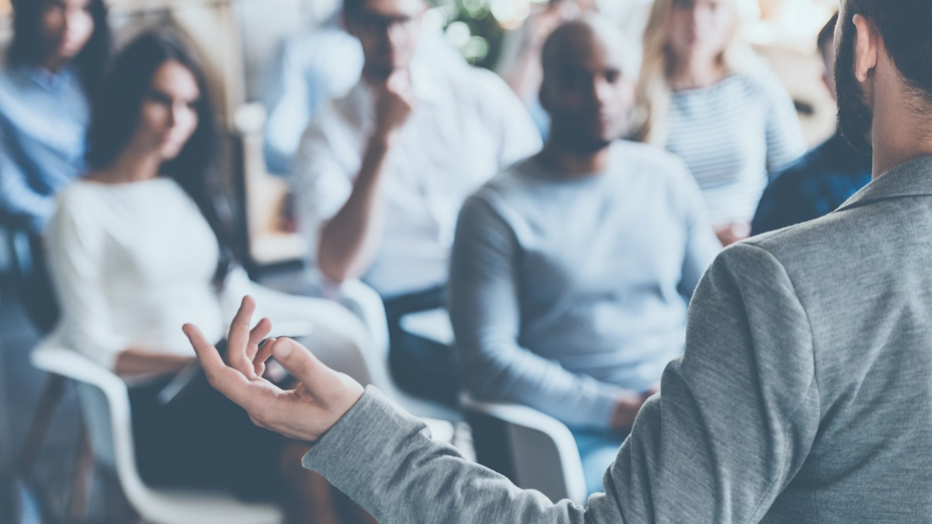 The Counterintuitive Mind Hack You Can Use to Overcome Your Fear of Public Speaking