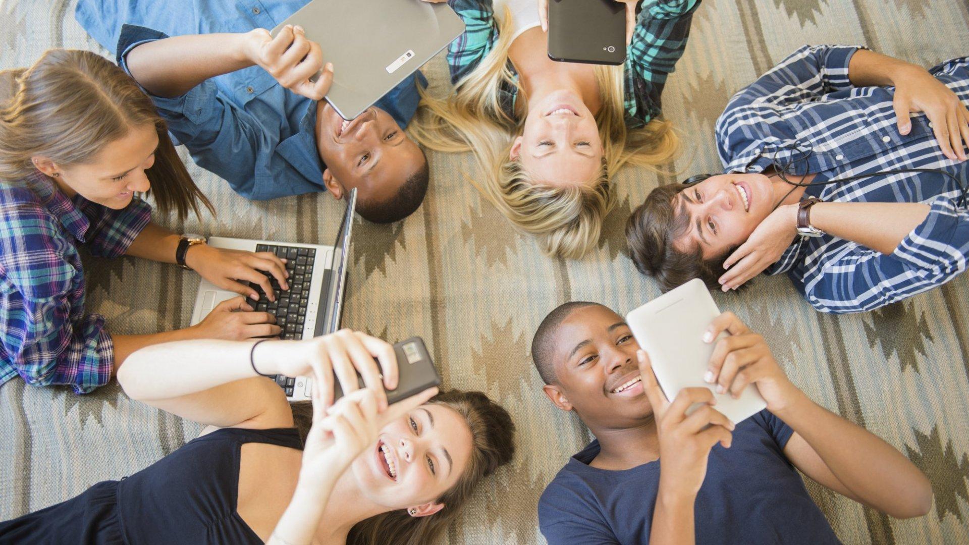 Social Media Teenage Allstars: 13 of Today's Best