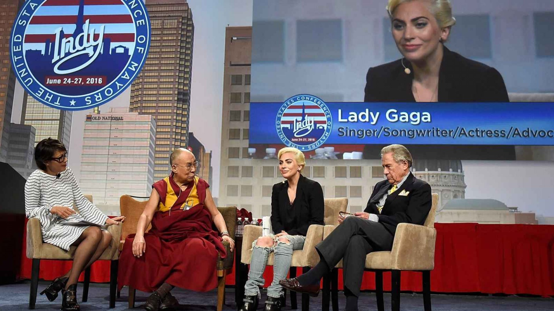 How Lady Gaga, the Dalai Lama, and a Billionaire Are Inspiring Cities to Cultivate a Culture of Kindness