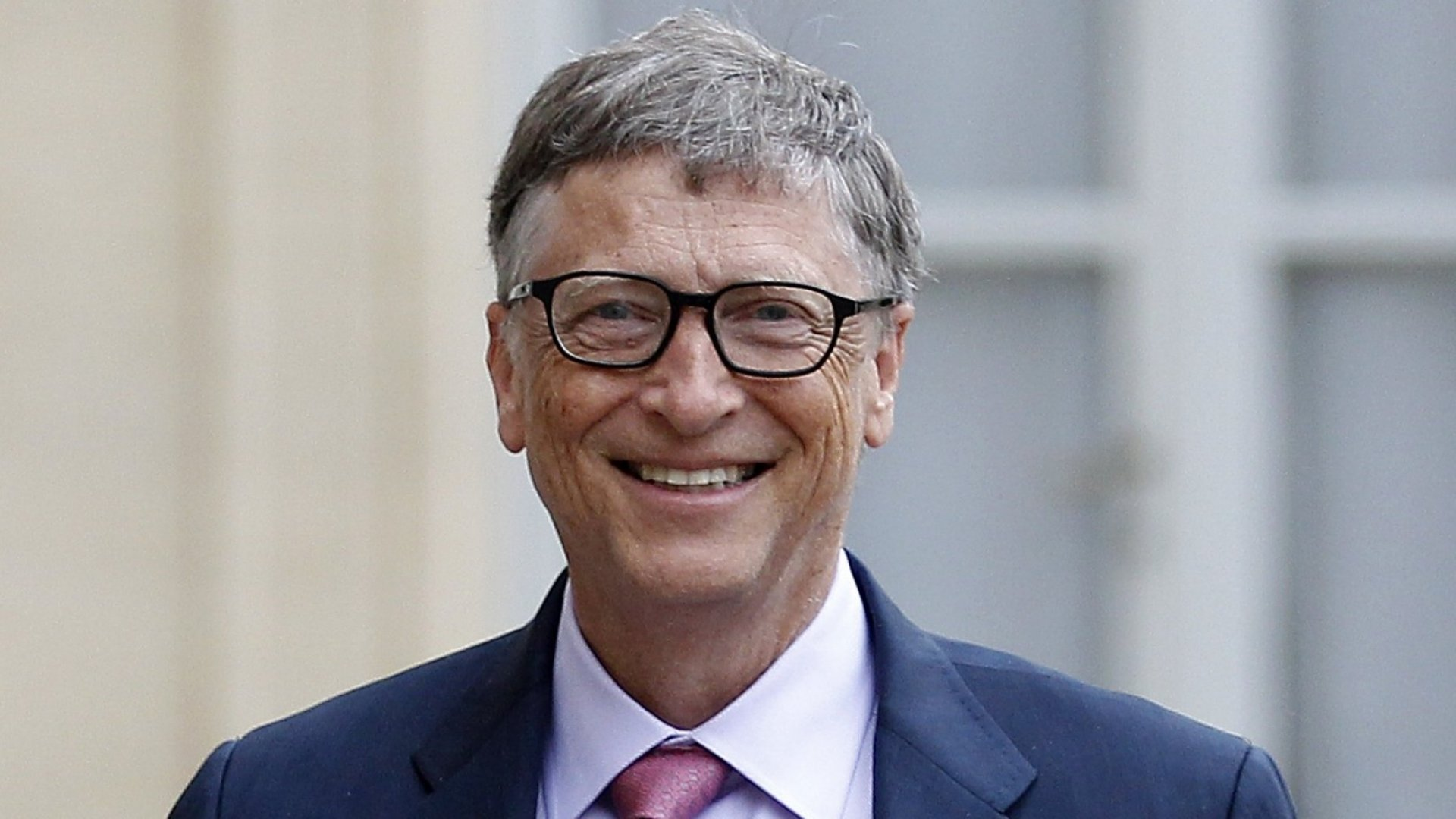 Bill Gates, the co-Founder of the Microsoft company and co-Founder of the Bill and Melinda Gates Foundation