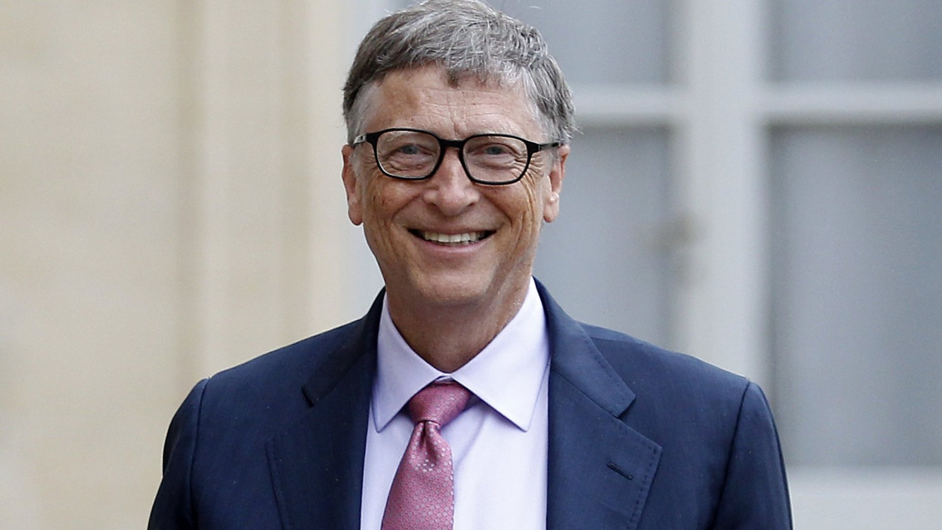 Bill Gates, the co-Founder of Microsoft and co-Founder of the Bill and Melinda Gates Foundation