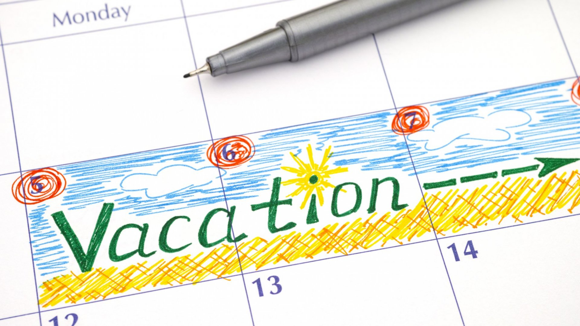 Taking Time Off Isn't Enough. Here's Why You Need a 'Vacation Goal'