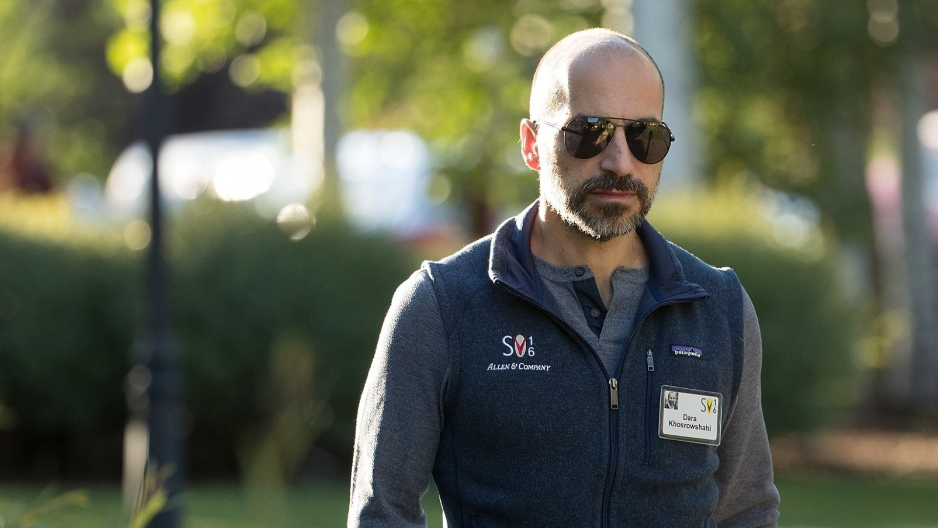 With Just 2 Words, Uber's New CEO Gave a Masterclass in Crisis Management and Public Relations