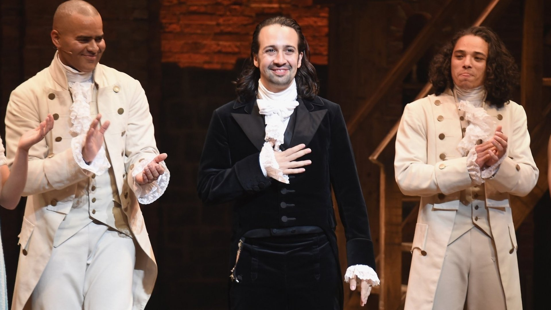 Lin-Manuel Miranda Just Kicked Off His 'Hamilton' Tour of Puerto Rico and It's the Height of Emotional Intelligence