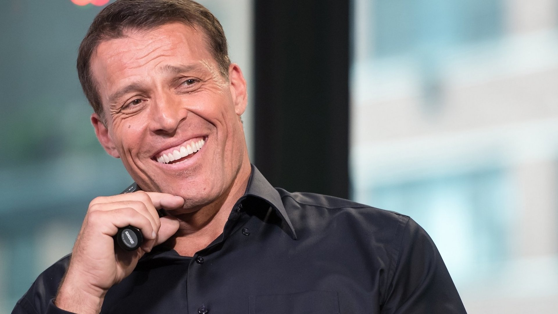 Tony Robbins on Why Too Much Passion May Doom Your Startup
