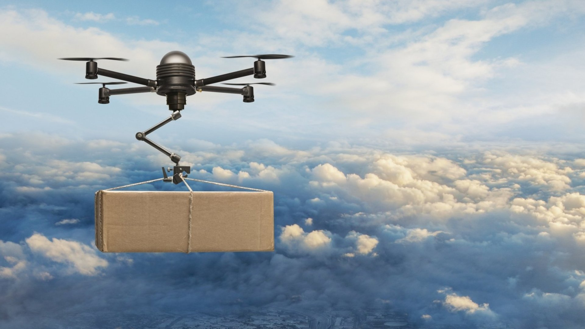 Are We Set to Get 600,000 Commercial Drones?