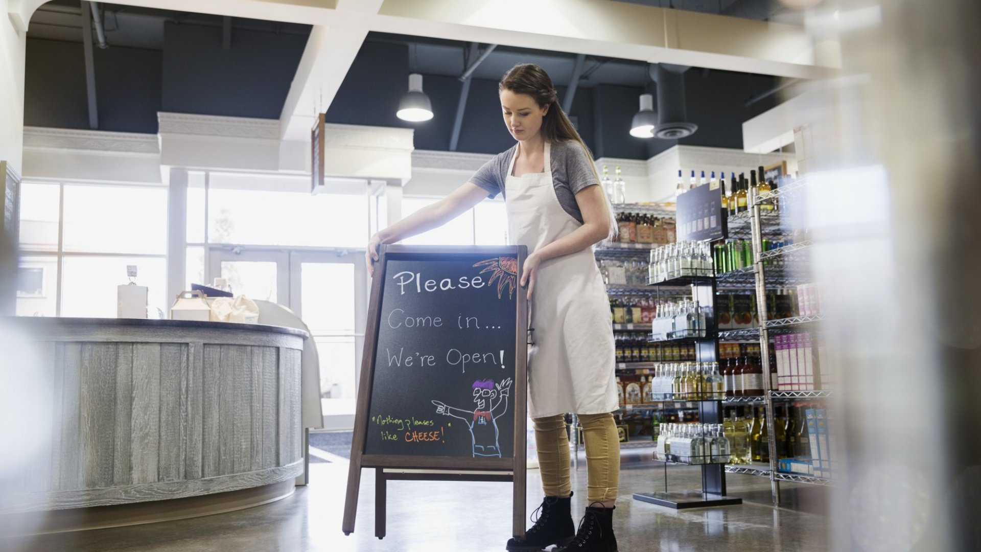 How Every Small Business Can Become a High-Tech One