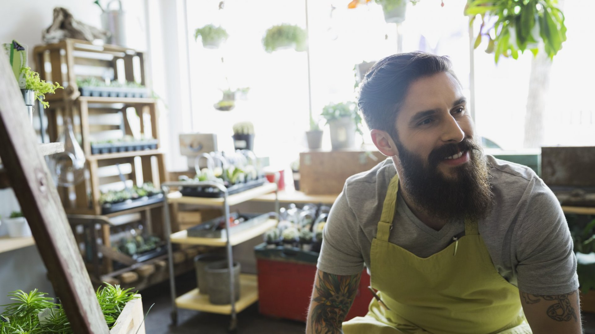 Is all technology hip for a hipster business?