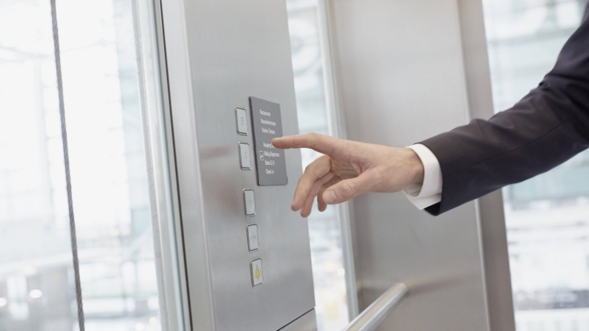 How One Conversation at the Elevators Changed Everything for My Company