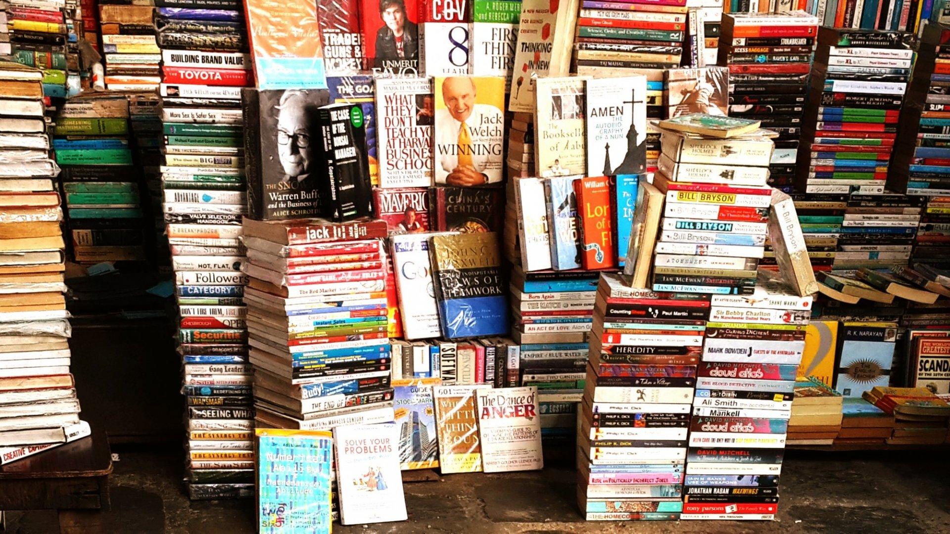 2016's Best Books for Entrepreneurs (So Far)