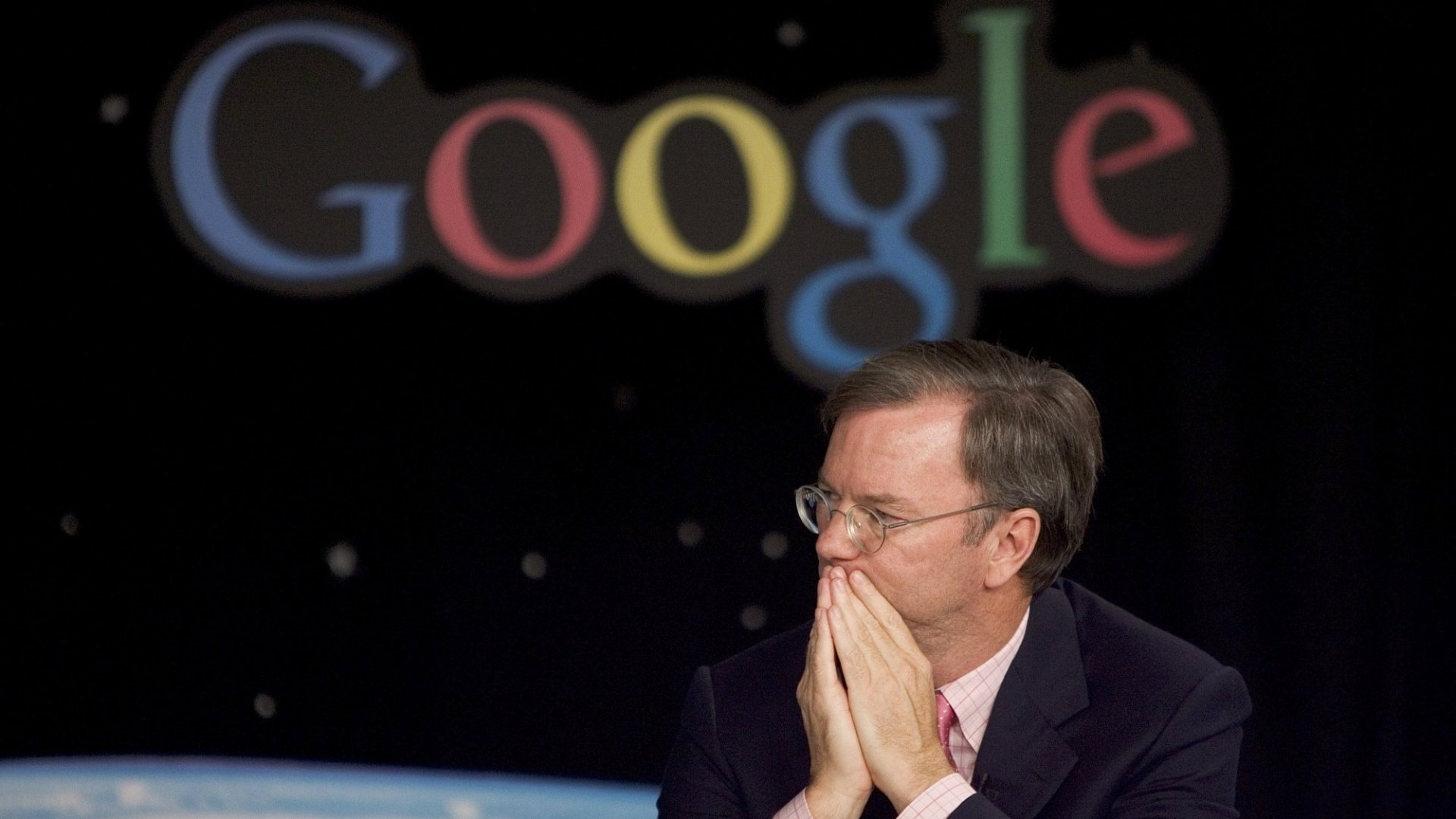 Google's Eric Schmidt to Help Advise Military, but Not on Military Stuff