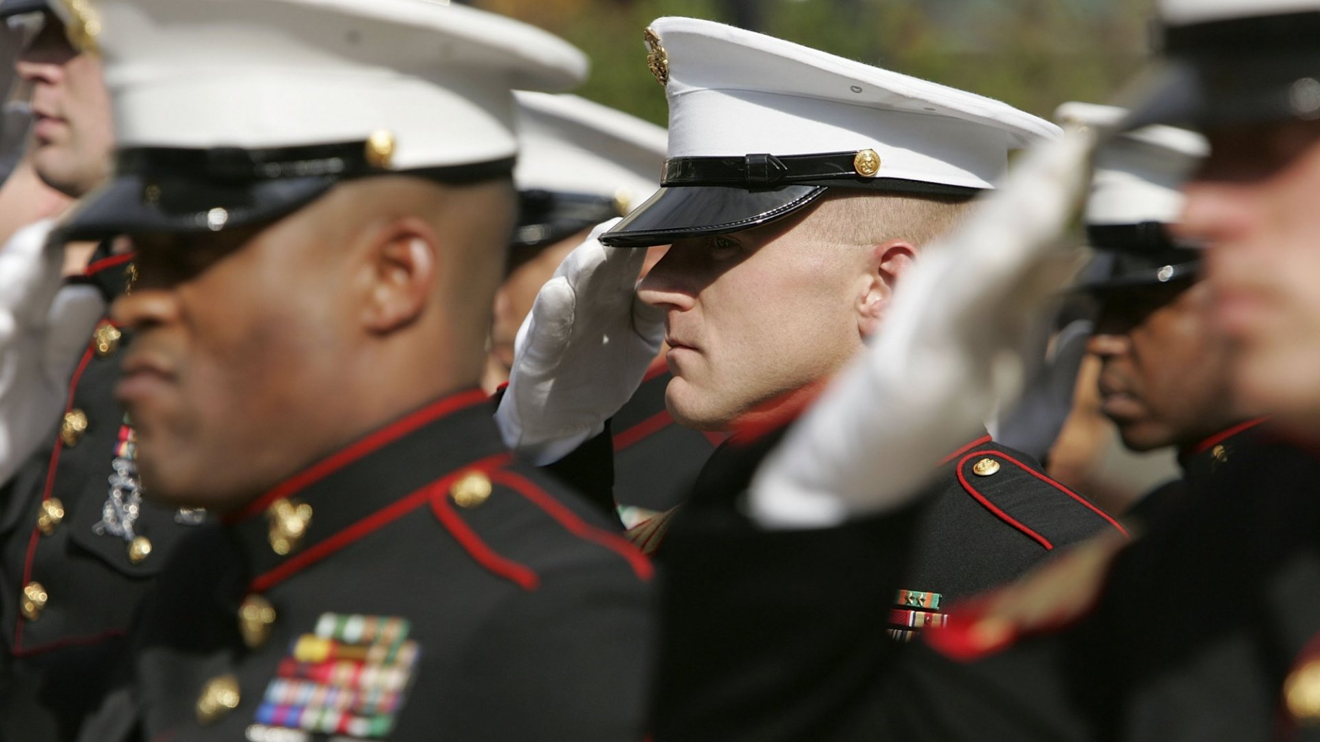 The U.S. Marine Corps Uses the Rule of 3 to Organize Almost Everything. Here's How Learning It 21 Years Ago Changed My Life