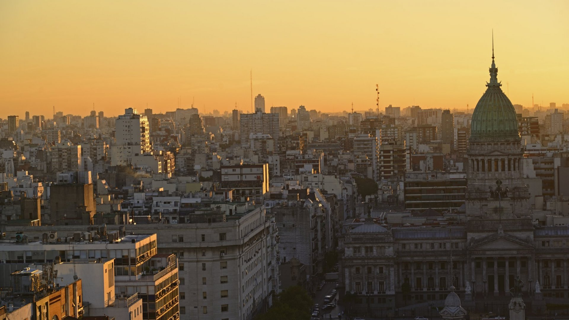 Startups Tango In Buenos Aires, Argentina