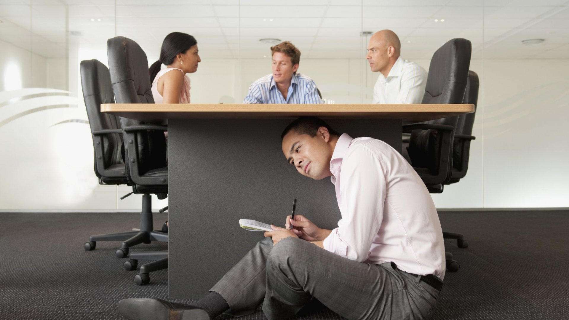 Want to Learn to Speak Up in Meetings?  Try These 7 Tips
