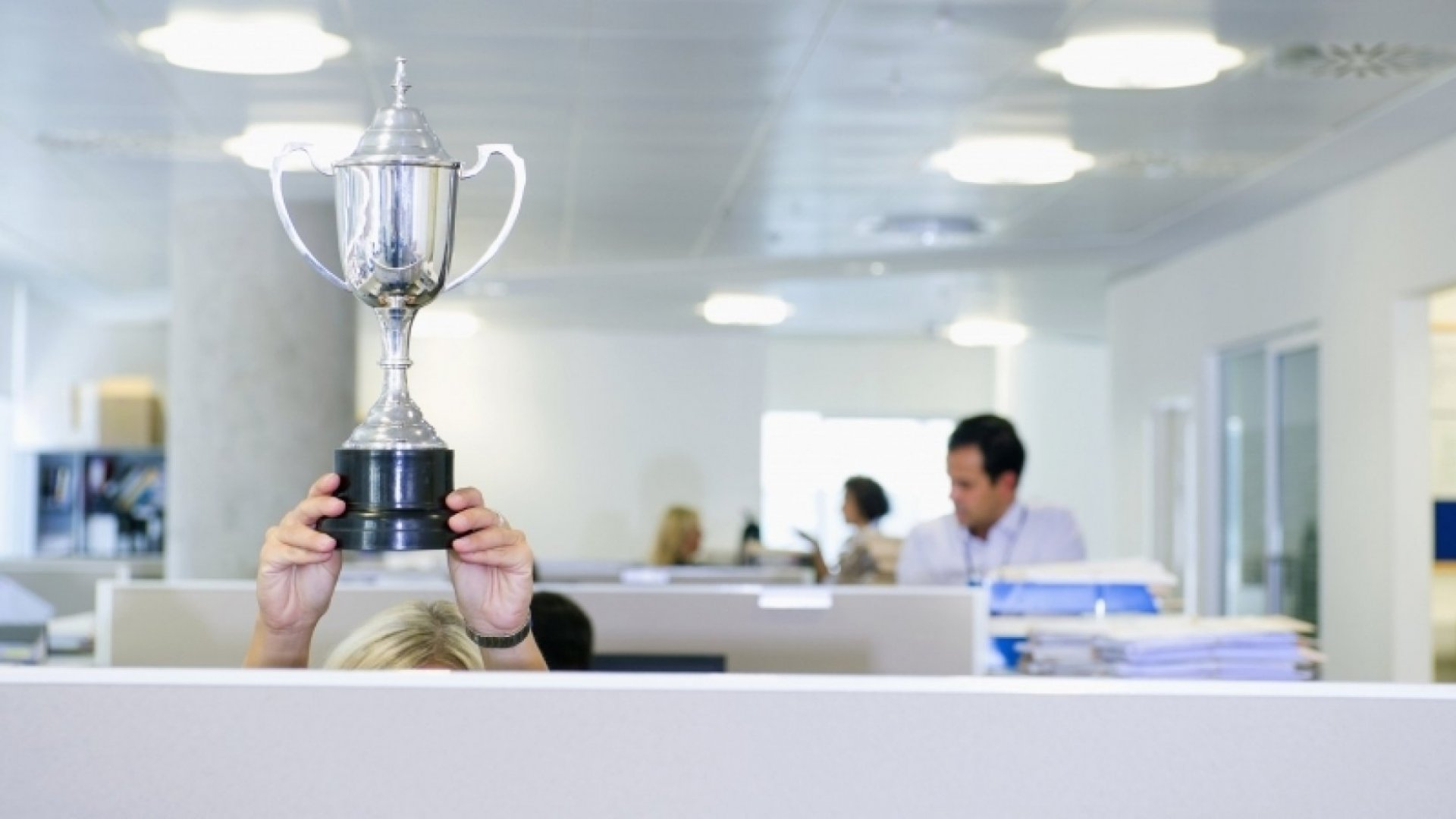 """How Participation Trophies & the """"Everyone's a Winner"""" Mindset Hinder Millennial Entrepreneurs"""