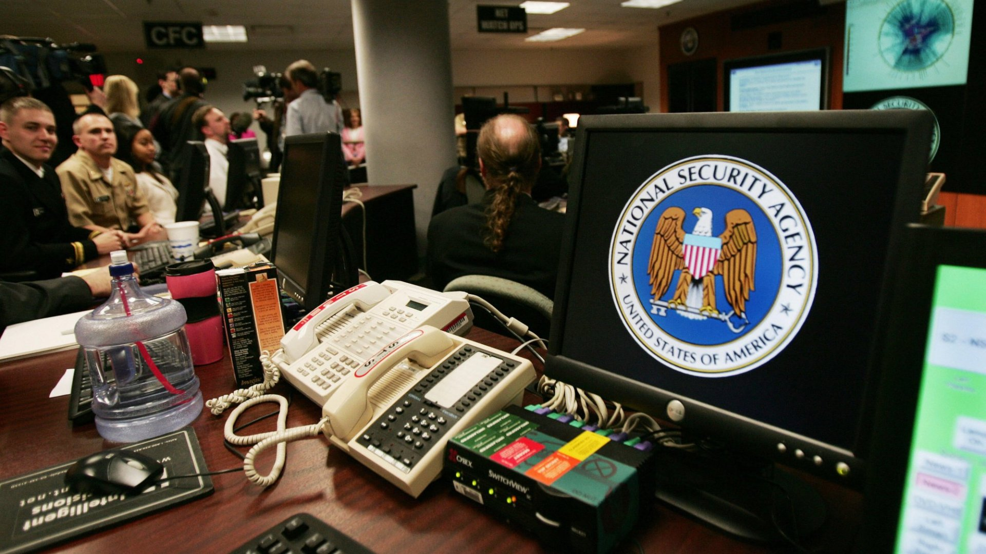 Hackers May Have Stolen the NSA's Most Powerful Top-Secret Cyberweapons