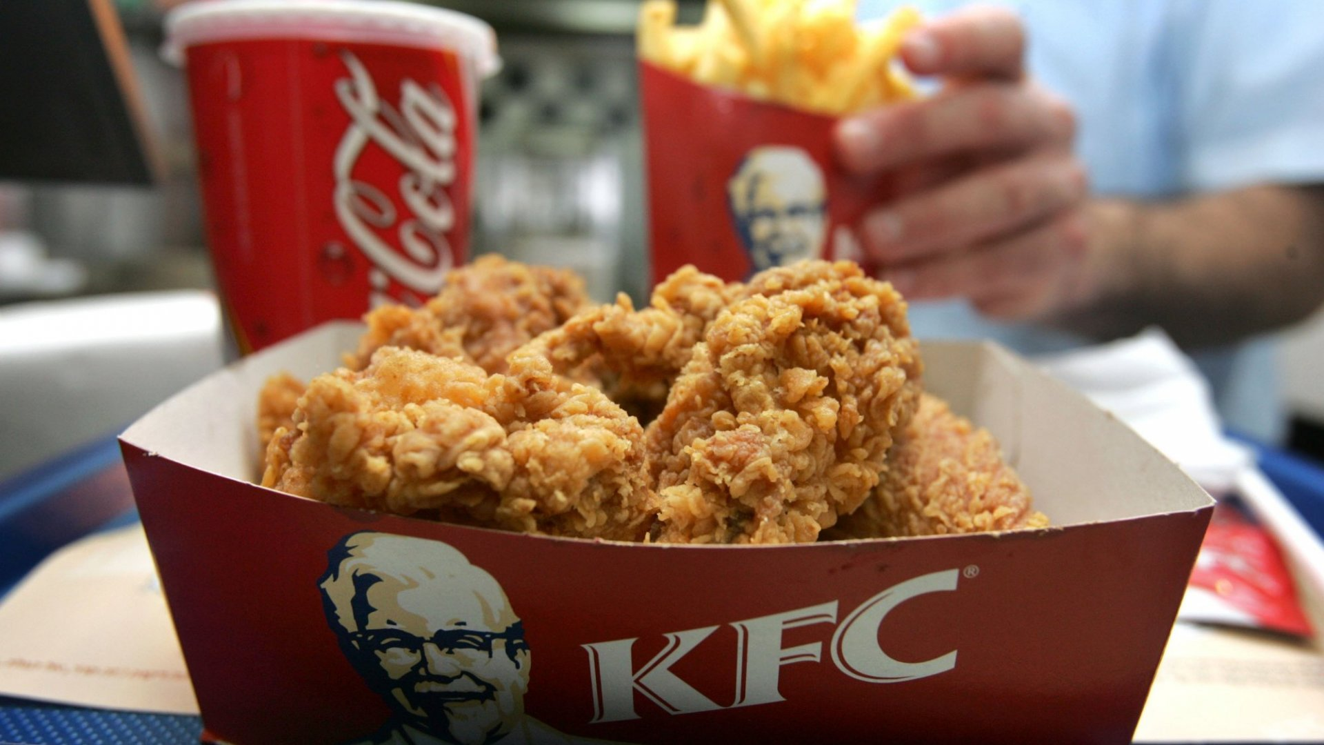 Why KFC Is Launching a Chicken Sandwich Into Space