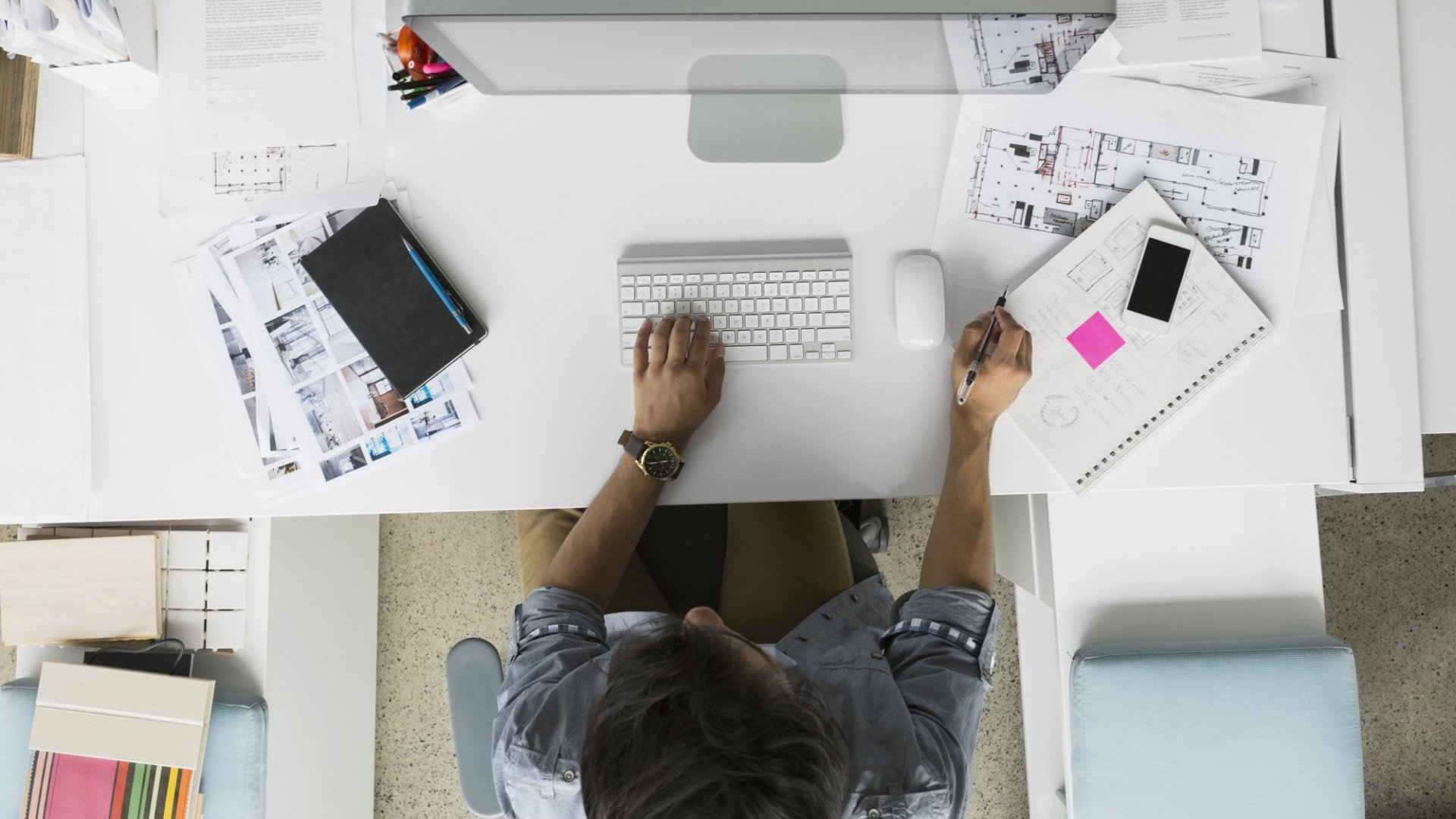 24 Ways Your Desk Job Is Ruining Your Health